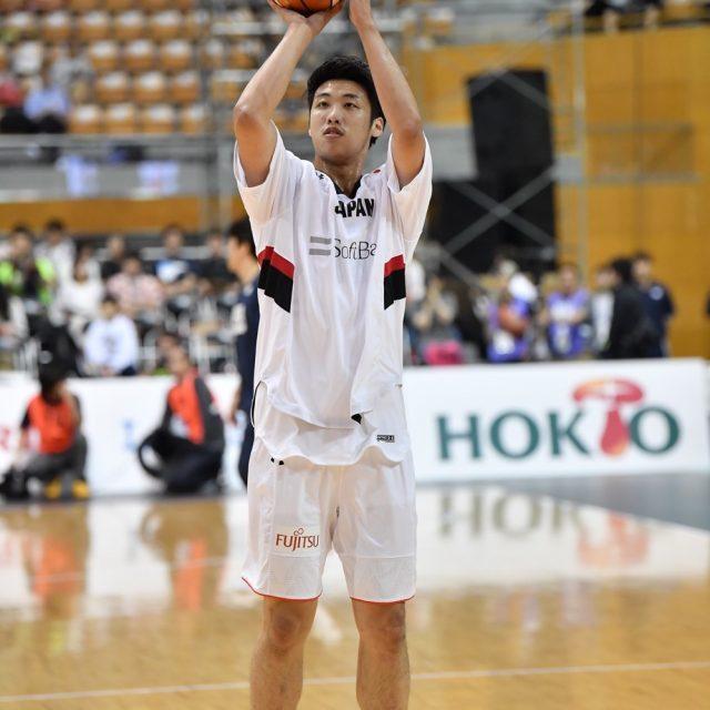 #88 張本 天傑選手(名古屋ダイヤモンドドルフィンズ)