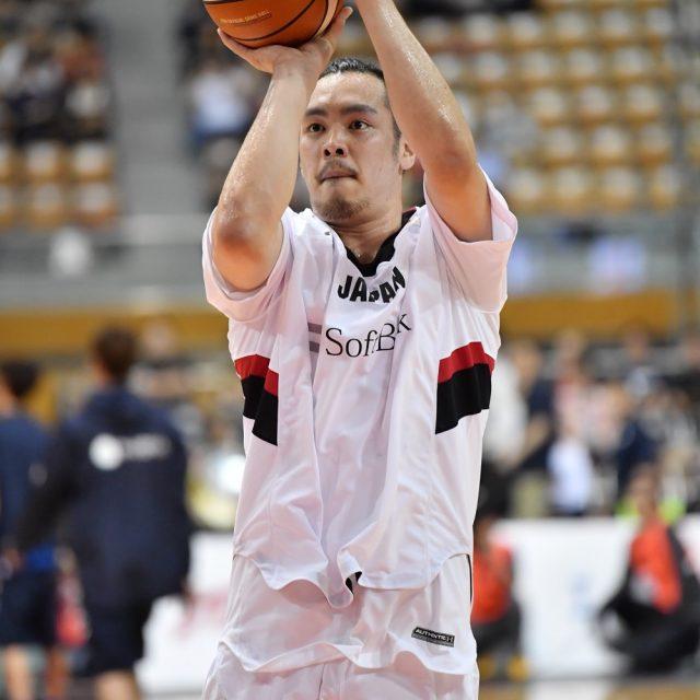 #43 永吉 佑也選手(川崎ブレイブサンダース)