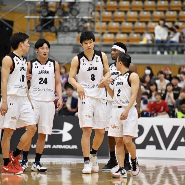 「AKATSUKI FIVE」男子日本代表チーム