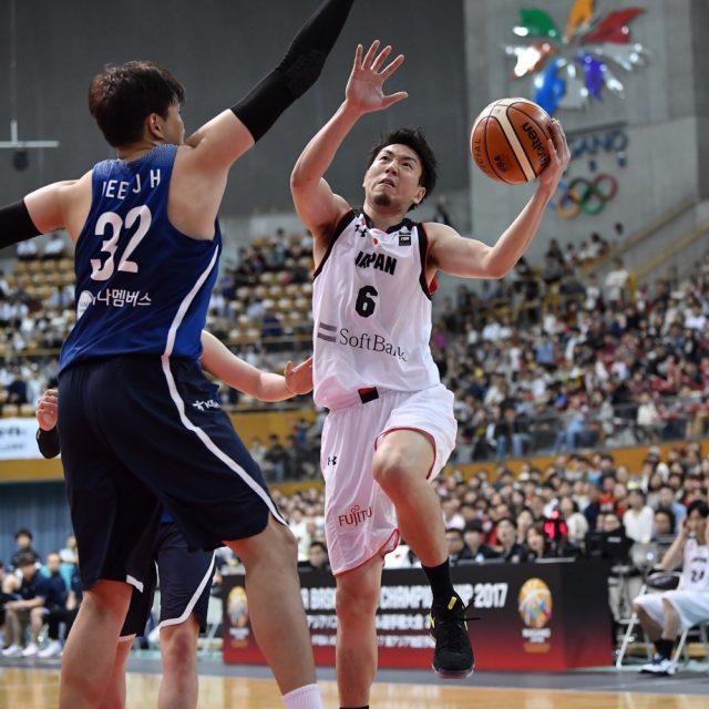 #6 比江島 慎選手(シーホース三河)