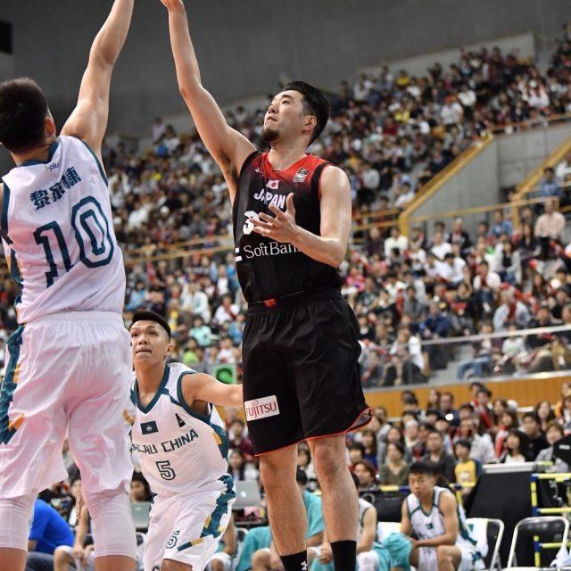 #34 小野 龍猛選手(千葉ジェッツ)