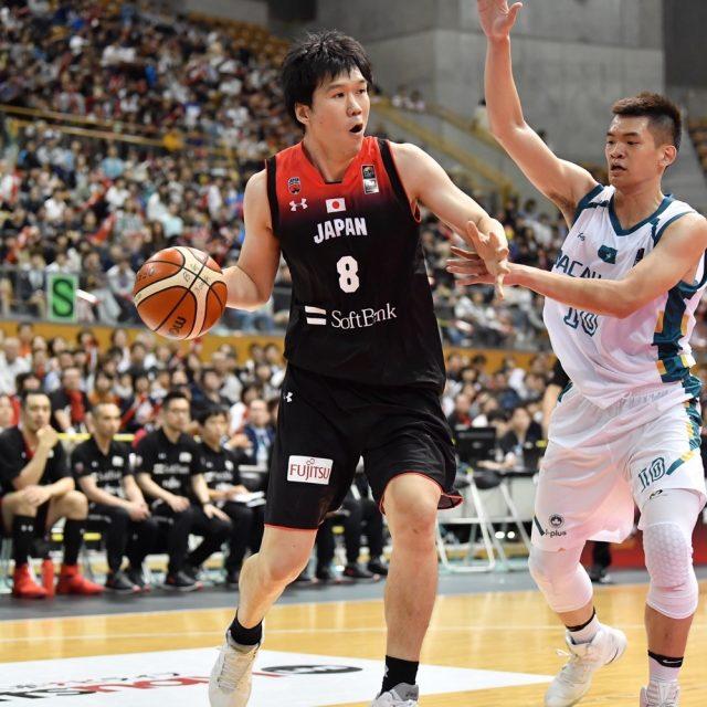誕生日を迎えた#8 太田 敦也選手(三遠ネオフェニックス)