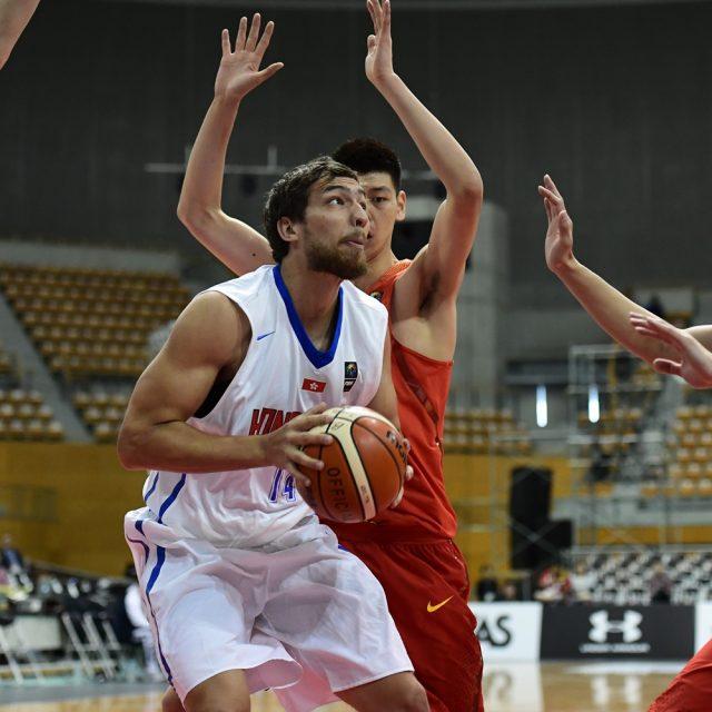 予選ラウンド グループB 香港vs中国