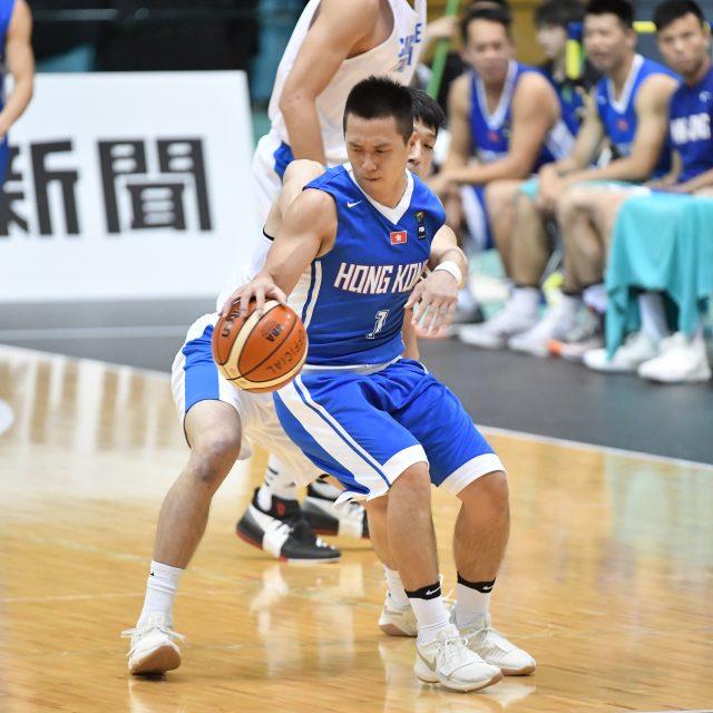 予選ラウンド グループB チャイニーズ・タイペイvs香港