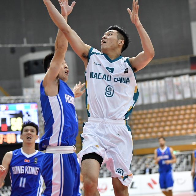 5-6位順位決定戦 マカオvs香港