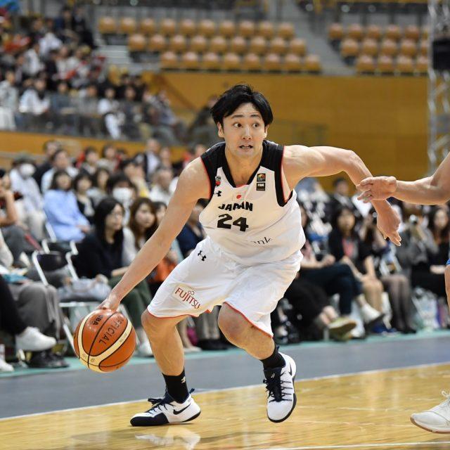 #24 田中 大貴選手(アルバルク東京)