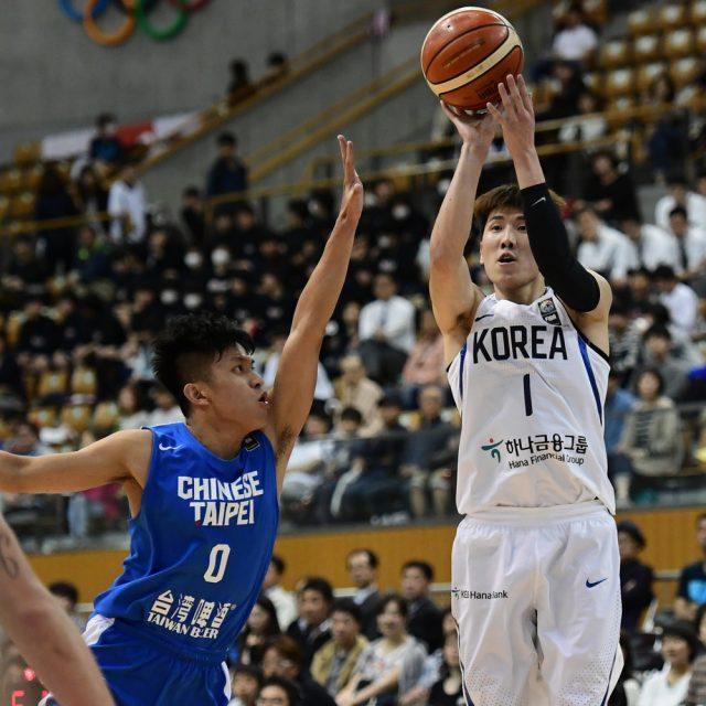 決勝 韓国vsチャイニーズ・タイペイ