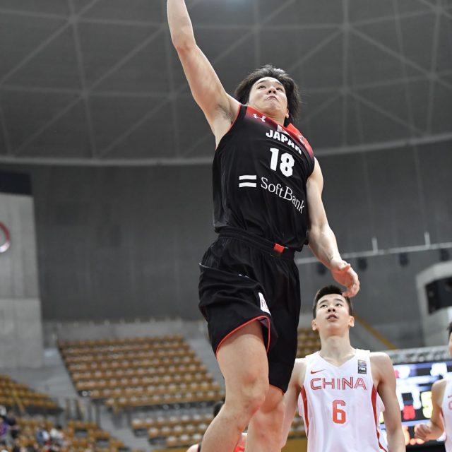 #18 馬場 雄大選手(筑波大学 4年)